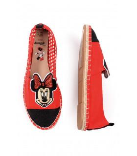Espandrile Minnie Mouse