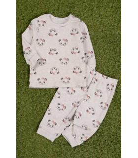 Pijama Little Panda pentru Fete