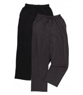 Set Pantaloni Pijama Barbati Gri&Negru