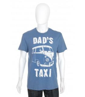 Tricou Dad's Taxi pentru Barbati
