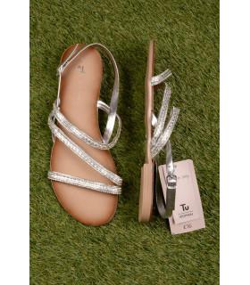 Sandale Silver