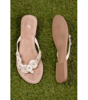 Papuci cu Floricele