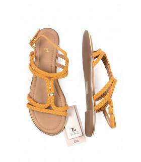 Sandale Yellow