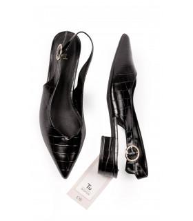 Sandale Inchise Black