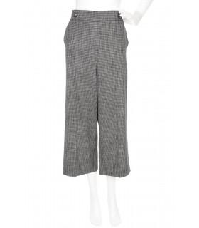 Pantaloni 3/4 cu Model Pepit