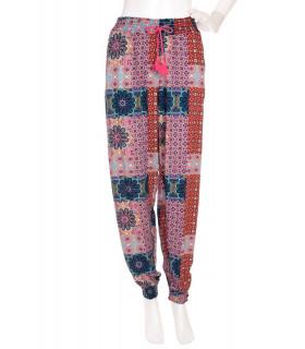 Pantaloni de Vara Multicolor