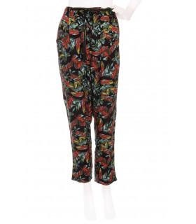 Pantaloni Lungi de Vara Multicolor