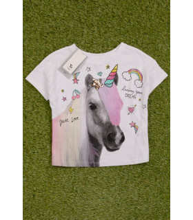 Tricou cu Unicorn