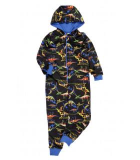Pijama Salopeta cu Dinozauri