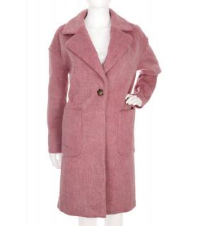 Palton Pink TU Woman