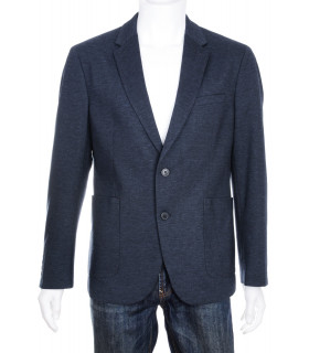 Sacou Tailored Fit Navy