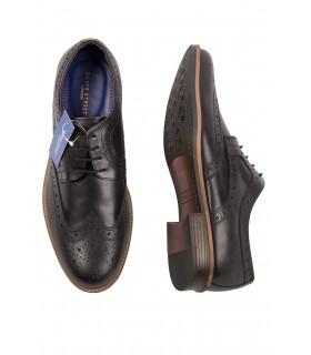 Pantofi din Piele Naturala SILVER STREET London