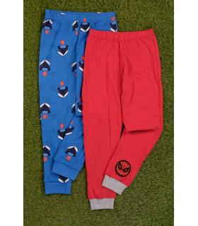Set 2 Perechi de Pantaloni Pijama