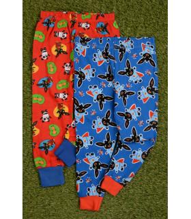 Set 2 Perechi de Pantaloni Pijama Bing