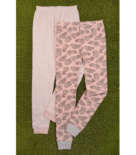 Set 2 Perechi de Pantaloni Pijama Little Bear