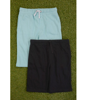 Set Pantaloni de Trening Blue & Black