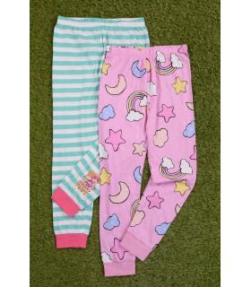 Set Pantaloni de Pijama Rainbow