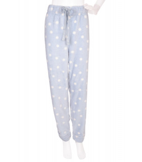 Pantaloni de Pijama Pufosi Blue