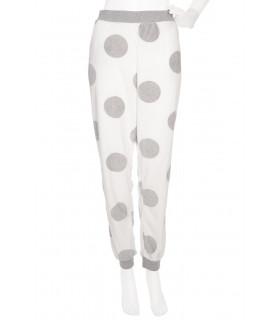 Pantaloni de Pijama cu Model Buline