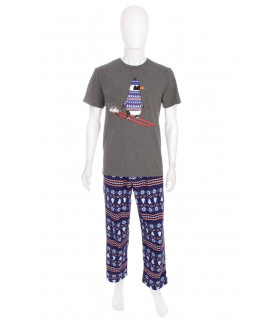 Set Pijama Xmas Pinguin