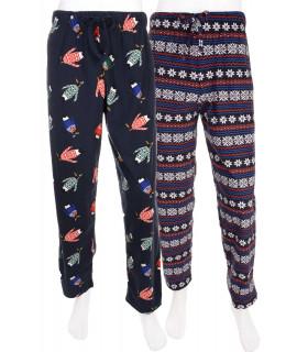 Set Pantaloni Pijama Xmas Pinguin