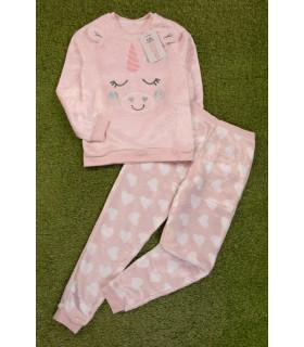 Set Pijama Unicorn pentru Fete