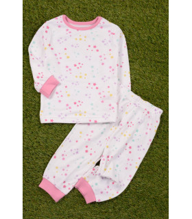 Set Pijama Stelute Visatoare