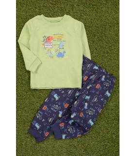 Pijama cu Dinosauri