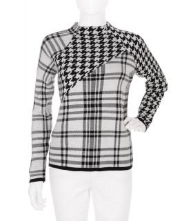 Pulover Black & White
