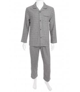 Pijama Gri in Carouri