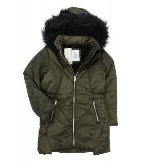 Jacheta Kaki pentru Fete