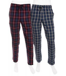 Set Pantaloni de Pijama in Carouri
