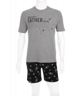 Pijama Barbati The Greatest Father in the Universe