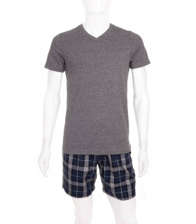 Pijama Barbati Grey