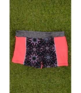 Pantaloni Scurti de Baie Neon Color