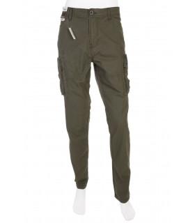 Pantaloni Casual Kaki