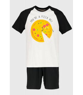 Pijama You re a Pizza Me pentru Barbati