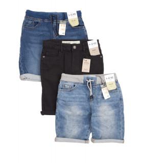Set Pantaloni Scurti din Denim