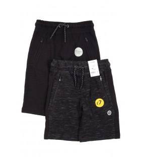Set Pantaloni Scurti de Trening Black