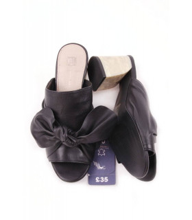 Papuci de Piele Naturala