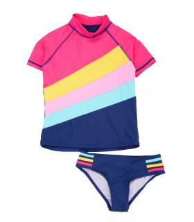 Costum de Baie Multicolor