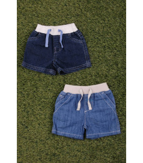 Set Pantaloni Scurti de Denim Baieti