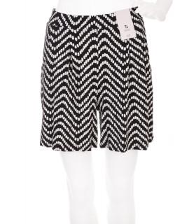 Pantaloni Scurti Black & White