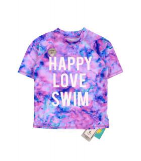 Bluza de Baie Happy Love Swim