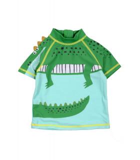 Bluza de Baie Little Crocodil