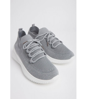 Pantofi Sport Gri de Dama