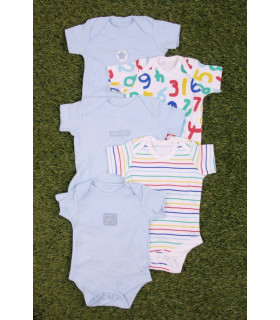 Set Body Baieti Little Star