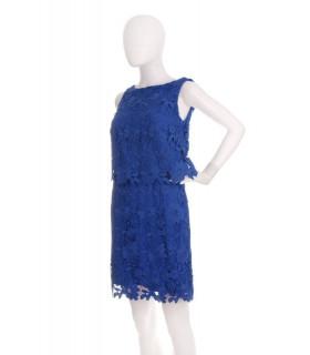 Rochie Eleganta Albastru Cobalt