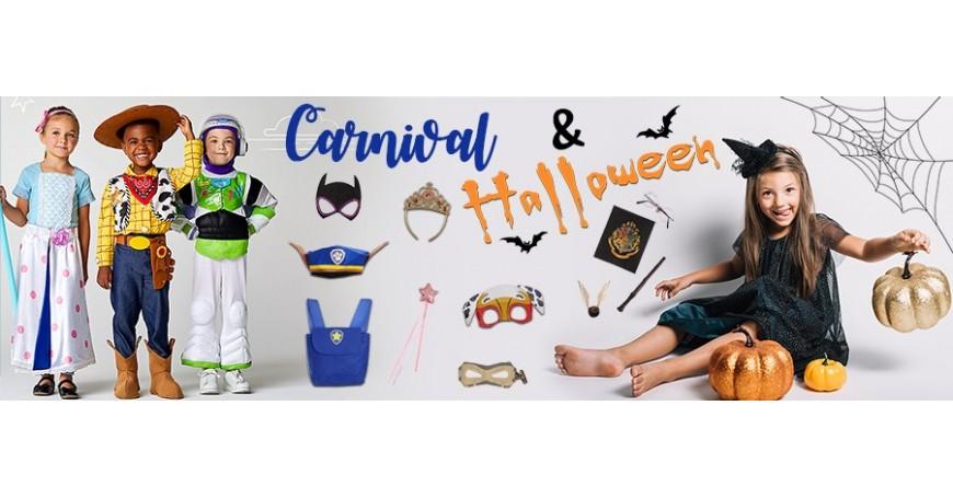 Costume de carnaval pentru copii si adulti mereu la moda!